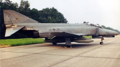 38-30 - McDonnell Douglas F-4F Phantom II - Germany - Air Force