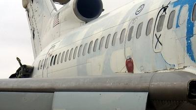 N4730 - Boeing 727-235 - Pan Am