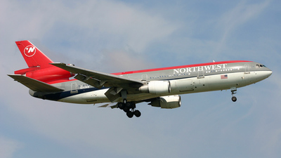 N243NW - McDonnell Douglas DC-10-30 - Northwest Airlines