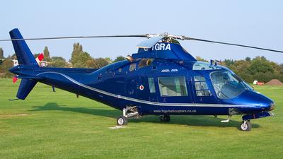 G-TGRA - Agusta A109CM - Private