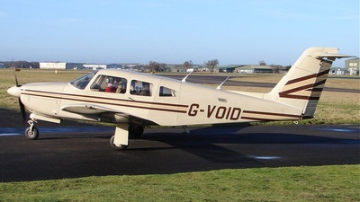 G-VOID - Piper PA-28RT-201 Arrow IV - Private