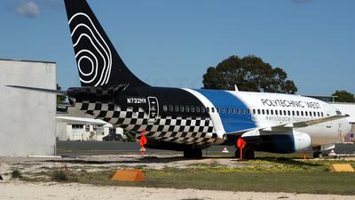 N732HV - Boeing 737-229(Adv) - Polytechnic West