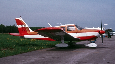 C-GKIC - Piper PA-28-235 Cherokee 235 - Private