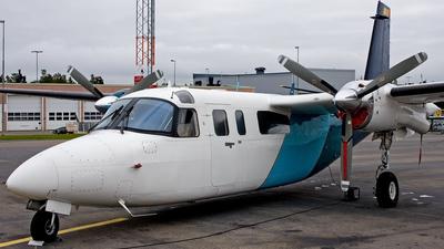 SE-LZU - Rockwell 690A Turbo Commander - Wermlandsflyg