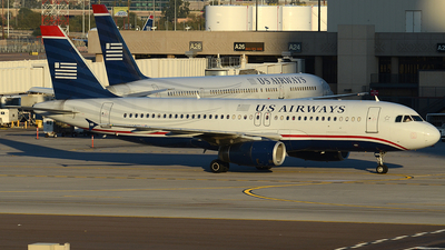 N659AW - Airbus A320-232 - US Airways
