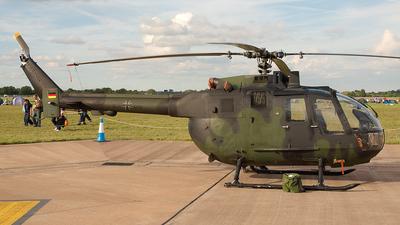 87-66 - MBB Bo105P - Germany - Army
