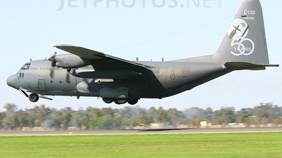 A97-008 - Lockheed C-130H Hercules - Australia - Royal Australian Air Force (RAAF)