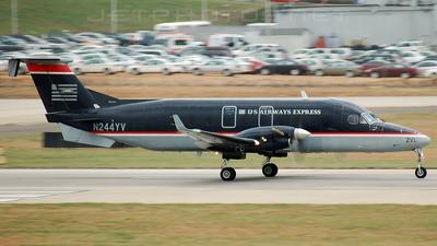 N244YV - Beech 1900D - US Airways Express (Air Midwest)