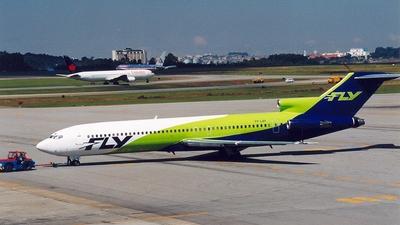 PP-LBF - Boeing 727-2B6(Adv) - Fly Linhas Aéreas