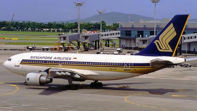 9V-STT - Airbus A310-324 - Singapore Airlines
