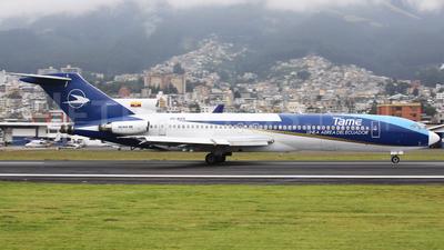 HC-BZS - Boeing 727-230(Adv) - TAME Ecuador
