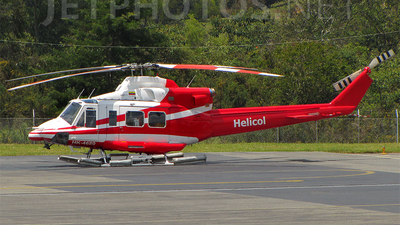 HK-4680 - Bell 412 - Helicol Colombia