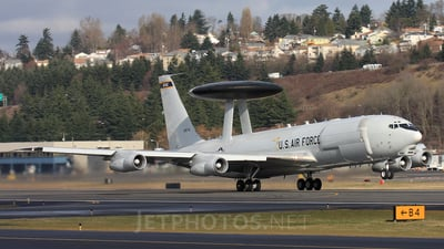 73-1674 - Boeing E-3C Sentry - United States - US Air Force (USAF)