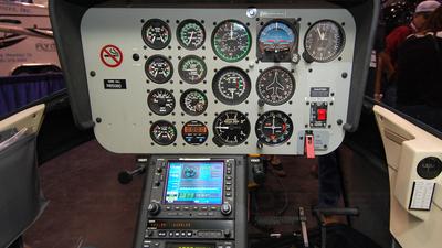 N65560 - Bell 206B JetRanger III - Private