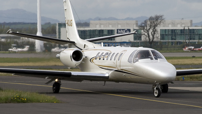 OY-KLG - Cessna 560 Citation Ultra - Private