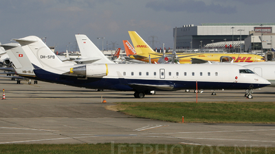 OH-SPB - Bombardier CL-600-2B19 Challenger 850 - Jetflite