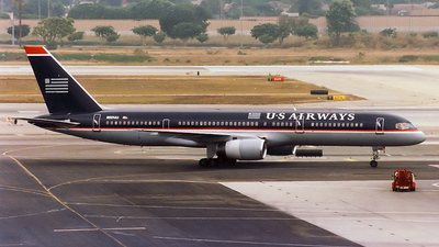 N624AU - Boeing 757-2B7 - US Airways