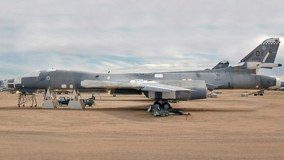 84-056 - Rockwell B-1B Lancer - United States - US Air Force (USAF)