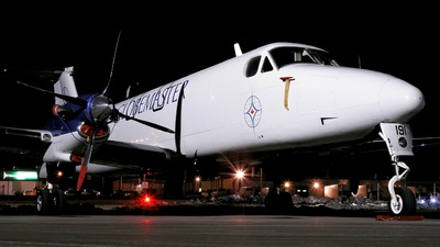 C-GCMJ - Beech 1900C-1 - Globemaster Air Cargo