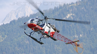 A picture of HBXTO - Aerospatiale Sa315B Lama -  - © Andreas Weber