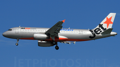 9V-VLF - Airbus A320-232 - Jetstar Asia Airways