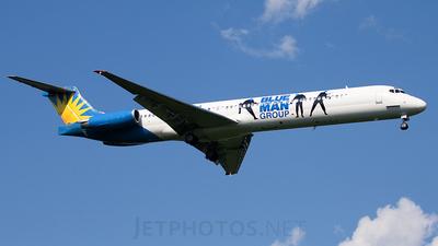 N408NV - McDonnell Douglas MD-82 - Allegiant Air
