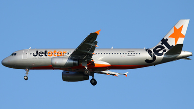 VH-VGJ - Airbus A320-232 - Jetstar Airways