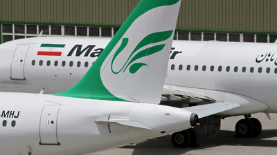 EP-MHJ - Airbus A320-232 - Mahan Air