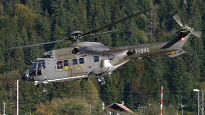 T-336 - Eurocopter AS 532UL Cougar - Switzerland - Air Force