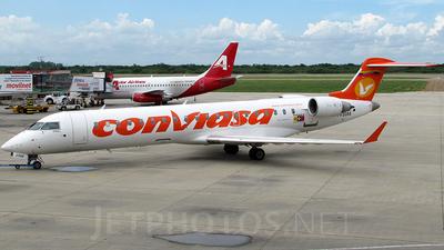 YV2088 - Bombardier CRJ-701 - Conviasa