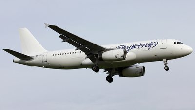 SX-BTP - Airbus A320-231 - Skywings