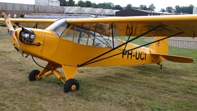 PH-UCI - Piper J-3C-65 Cub - Private
