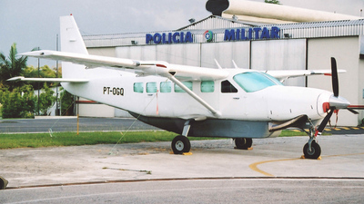 PT-OGQ - Cessna 208 Caravan - Private