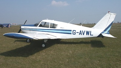 A picture of GAVWL - Piper PA28140 - [2824000] - © Paul Chandler