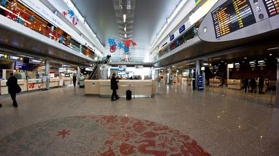EPPO - Airport - Terminal