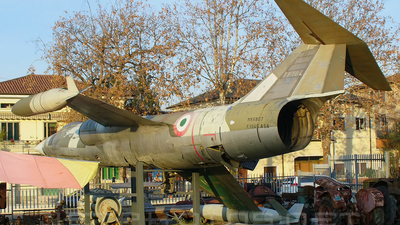 MM6807 - Lockheed F-104S ASA-M Starfighter - Italy - Air Force