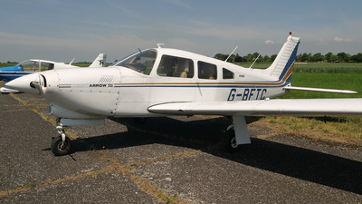 A picture of GBFTC - Piper PA28R201T - [28R7803197] - © S. Thomas