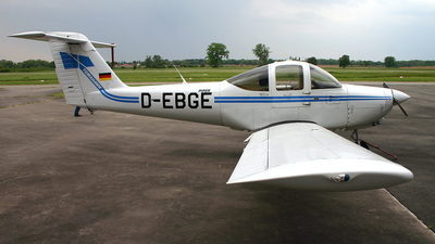 D-EBGE - Piper PA-38-112 Tomahawk - Private