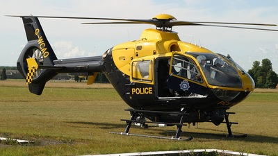 G-WCAO - Eurocopter EC 135T2 - United Kingdom - Police