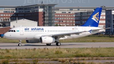 D-AVYL - Airbus A319-132 - Air Astana