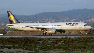 D-AISE - Airbus A321-231 - Lufthansa