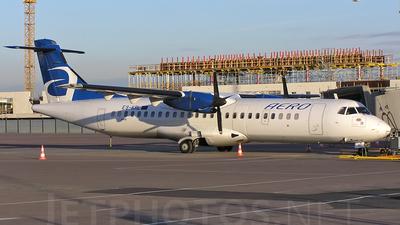 ES-KRL - ATR 72-201 - Aero Airlines