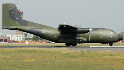 50-69 - Transall C-160D - Germany - Air Force