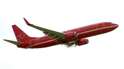 OY-SEJ - Boeing 737-86Q - Sterling European Airlines
