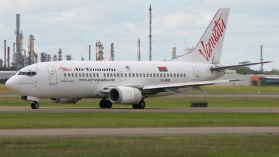 YJ-AV18 - Boeing 737-3Q8 - Air Vanuatu