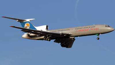 RA-85773 - Tupolev Tu-154M - Continental Airways