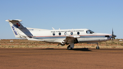 VH-FMP - Pilatus PC-12/45 - Royal Flying Doctor Service of Australia (Central Section)