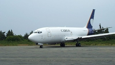 C-GDCC - Boeing 737-2E1(Adv)(F) - Royal Airlines
