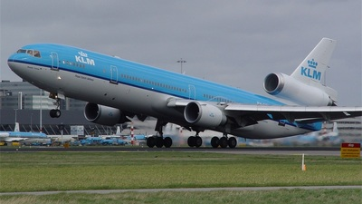 PH-KCI - McDonnell Douglas MD-11 - KLM Royal Dutch Airlines