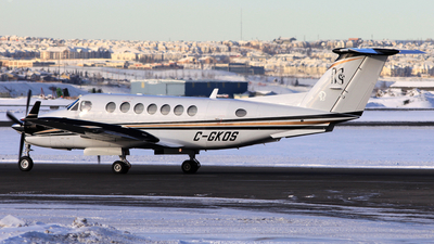 C-GKOS - Beechcraft B300 King Air - Private